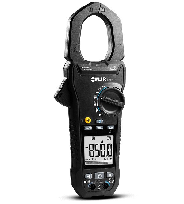 FLIR CM85 Power Clamp Meter