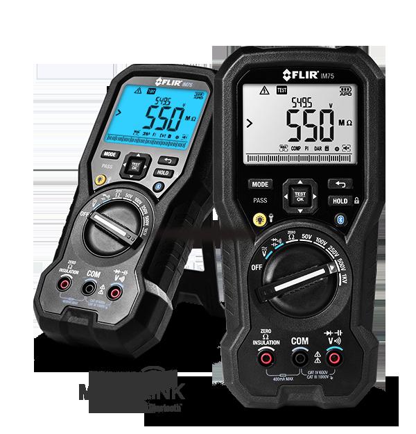 FLIR IM75 Insulation & DMM Combo Meter