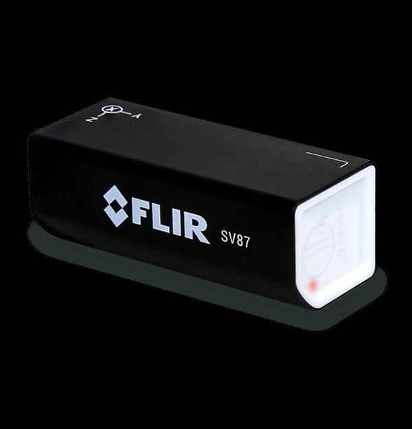 FLIR SV87 Vibration/Temperature Sensor
